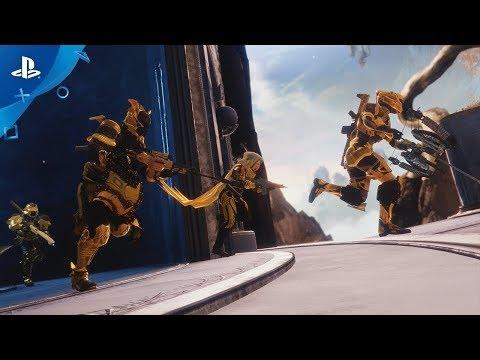 Destiny 2 - New Crucible Mode: Breakthrough + 4 New Maps   PS4