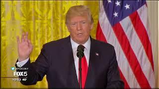 Trump slams Russia probe