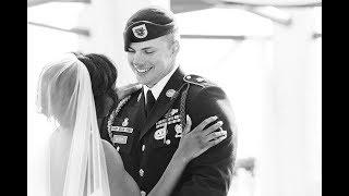 Sean And Sierra || Our Wedding Photos || Beach Wedding || Military Wedding || Interracial Wedding