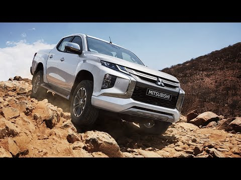 2019 Mitsubishi Triton L200 - Perfect Pickup!