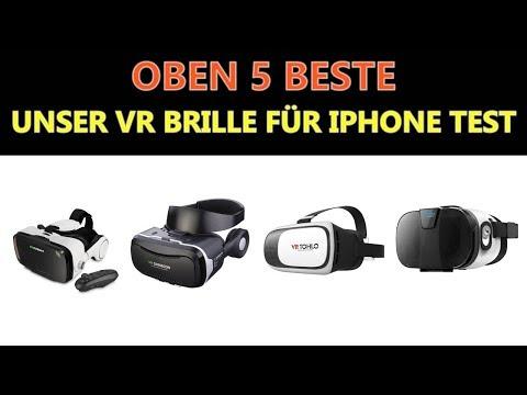 Beste Unser VR Brille für iPhone Test 2019