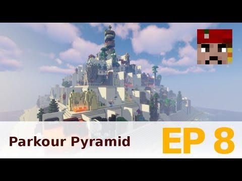 Český Let's Play: Minecraft - Parkour Pyramid EP8