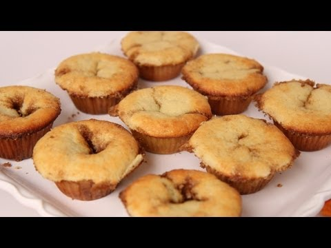 Vanilla Yogurt Muffins Recipe – Laura Vitale – Laura in the Kitchen Episode 458