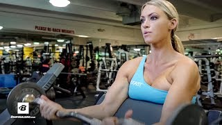 Favorite Arm Exercises | IFBB Bikini Pro Tabitha Campominosi by Bodybuilding.com
