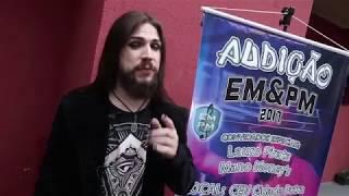 Entrevista - Airton Araujo - [Audição EMPM 2017]