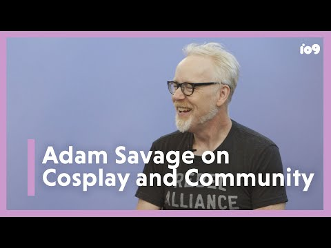 Adam Savage Talks To Us About His Latest Secret Cosplay, Fandom And More