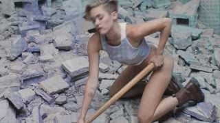 Miley Cyrus - Wrecking Ball REMIX (VJ Percy Circuit Breaker Mix Video)