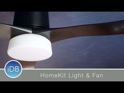 Hunter Symphony HomeKit Ceiling Fan & Light Makes Controlling the Temperature a Breeze – Review