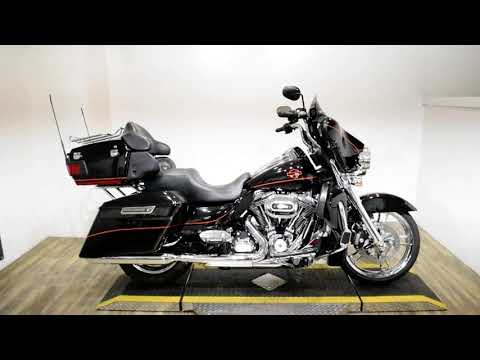 2012 Harley-Davidson Electra Glide® Ultra Limited in Wauconda, Illinois - Video 1