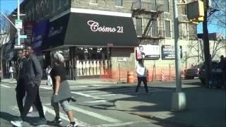 #285 США, Криминально-неблагополучный район Нью-Йорка (Бруклин).