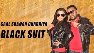 Black Suit  Karamjit Anmol
