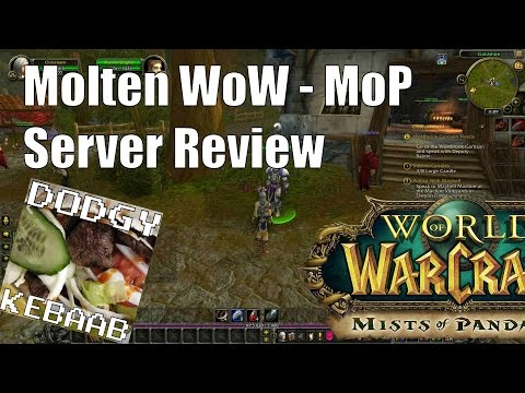 Molten WoW Private Server Review – Mists of Pandaria
