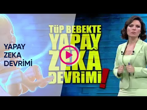 Show Tv Ana Haber – Yapay Zeka Devrimi – Bahçeci Tüp Bebek