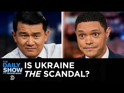 Trump s Ukraine Whistleblower Scandal - How Will It All End The Daily Show