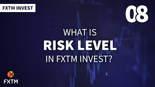 What is Risk Level in FXTM Invest?