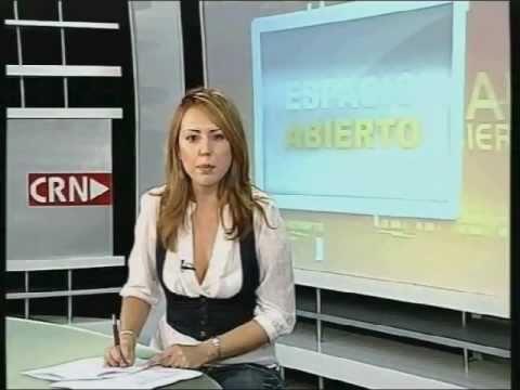 Olga Prieto Rivas, Periodista. Magazine Espacio Abierto 1/2