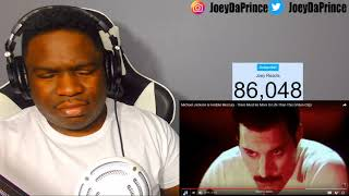Michael Jackson & Freddie Mercury - There Must Be More to Life Than This (Video Clip) REACTION