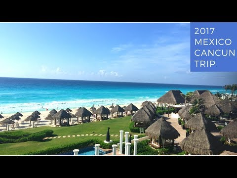 Mexico Trip – Paradisus Cancun – Xplore – Jungle tour