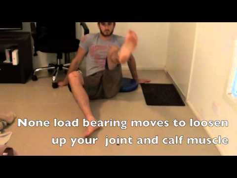 Video Ankle Sprain Speedy Recovery