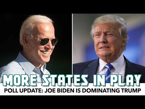 Poll Update: Biden Is Dominating