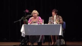 Přednáška známé léčitelky Evy Moučkové (Kobylí 26.5.2017)