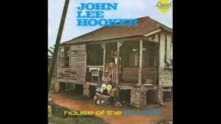 John Lee Hooker - Ramblin' By Myself