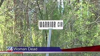 Ohatchee Woman Found Dead in Her Home