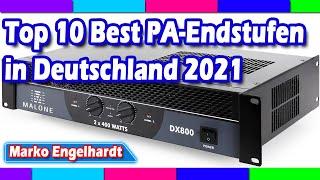 Top 10 Best PA-Endstufen in Deutschland 2021