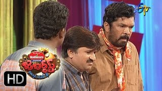 Jabardasth - Rocket Raghava Performance - 15th October 2015 - జబర్దస్త్