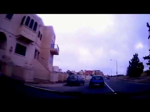 Η στιγμή της συντριβής του αεροπλάνου στη Μάλτα (vid)