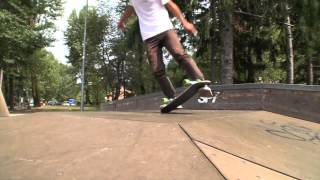 """Unofficial Music Video for """"Nix Hex"""" by 311 featuring skating by Rodney Mullen"""