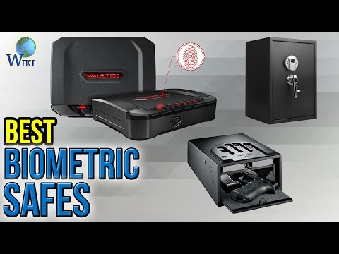 9 Best Biometric Safes 2017
