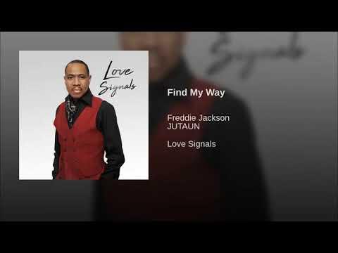 Freddie Jackson - Find My Way