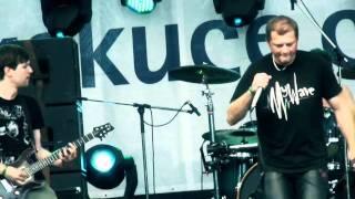 Video My Wave - Our Days - Live at Božkov Fest 2011, Kojetín