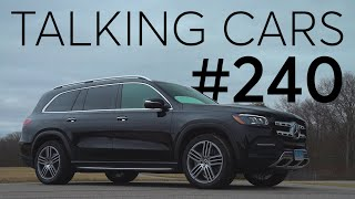 2020 Mercedes-Benz GLS Test Results; Captain's Chairs vs Bench Seats | Talking Cars #240
