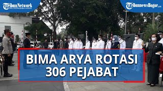 Demi Percepat Atasi Covid-19, Bima Arya Rotasi 306 Pejabat Pemerintah Kota Bogor