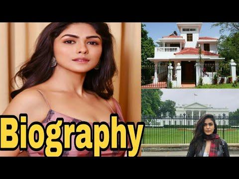 Mrunal Thakur(Super 30 Actress)Lifestyle,Biography,Luxurious,Age,Struggle