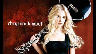 Cheyenne Kimball - Hanging On (Album Version)