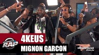 "[EXCLU] 4Keus ""Mignon Garçon"" #PlanèteRap"