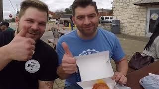 Die besten Donuts der Welt gibt es bei Round Rock Donuts in Texas! Texas BBQ Trail, Tag 5, Stop 3.