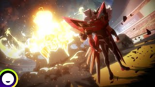 Cardfight!! Vanguard overDress | Funimation English Sub Clip: Winners Don't Look At Explosions