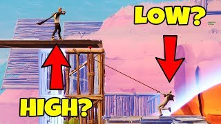 Guess Who Wins This 1v1............(Fortnite)