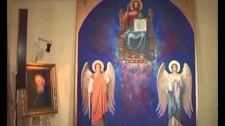 Луганский художник нарисовал самую большую в мире передвижную икону