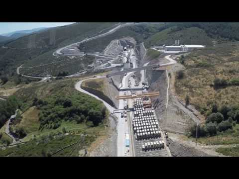 Jak budowano tunel Bolaños w Hiszpanii?