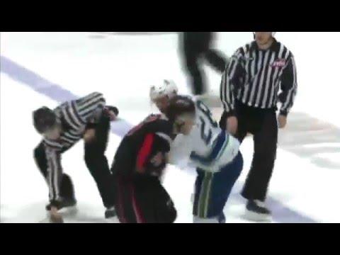 Blake Bargar vs Tyler Adams