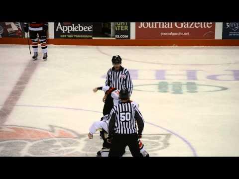 Patrick McGrath vs Kaleigh Schrock