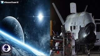 Secret Space Missions Exposed: Time Travel & Alien Contact 11/10/16