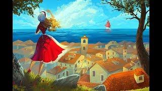 """""""Кораблик с алыми парусами"""" Веселые сказки для детей. Рассказы с красочными картинками (HD)"""