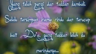 Kisah Cintaku ~ Chrisye with Lyrics
