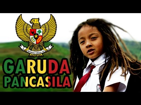 Garuda pancasila reggae  instrumental  by deby kurniadi